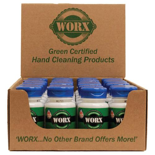 WORX® Biodegradable 1.85oz Hand Cleaner
