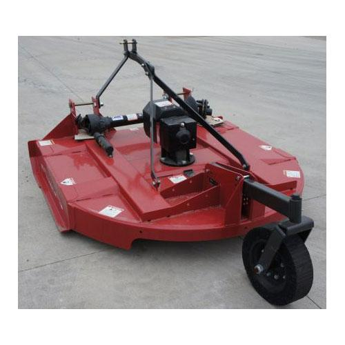 5' RED Heavy Duty Rotary Cutter