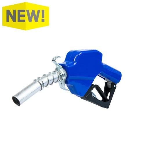 Artic Weather Automatic Shut-Off Nozzle with Blue Boot, 1