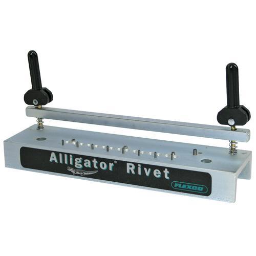 Alligator Rivet Applicator Tool 7