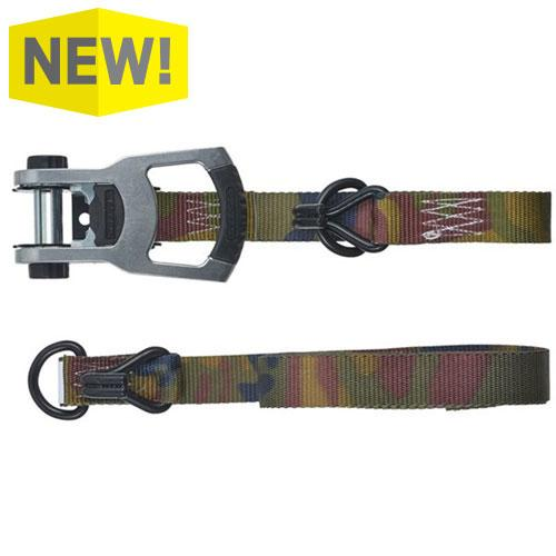 Keeper 16' Ratchet Tie-Down, 2 Pack