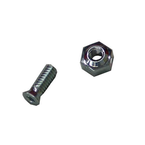 PACK OF 20 BOLTS & NUTS