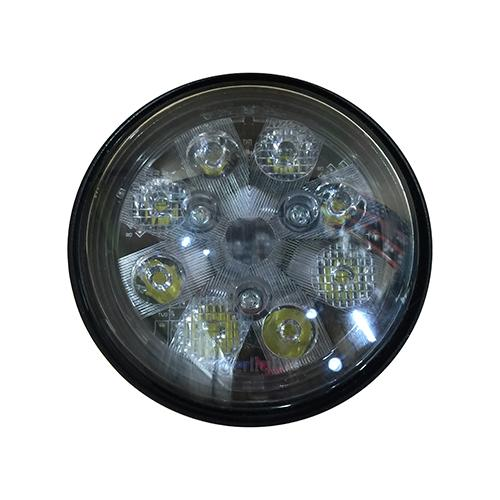 24W LED Sealed Round Hi/Lo Beam with Screw Connection, TL3025, RE25126
