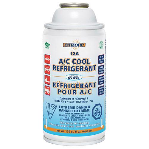 12A A/C Cool Refrigerant
