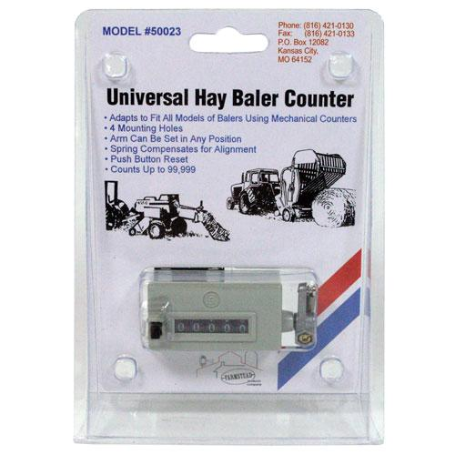 UNIVERSAL BALE COUNTER