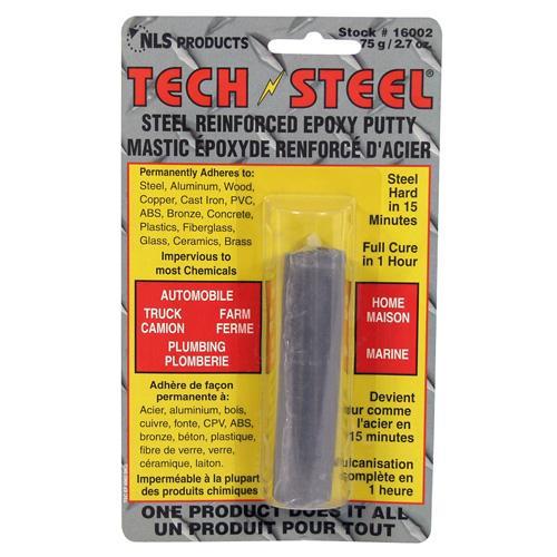 TECH STEEL 75G CARDED