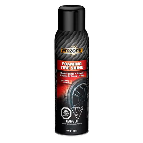 FOAMING TIRE SHINE