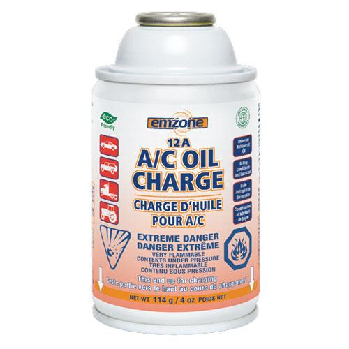 12A A/C Universal Oil Charge