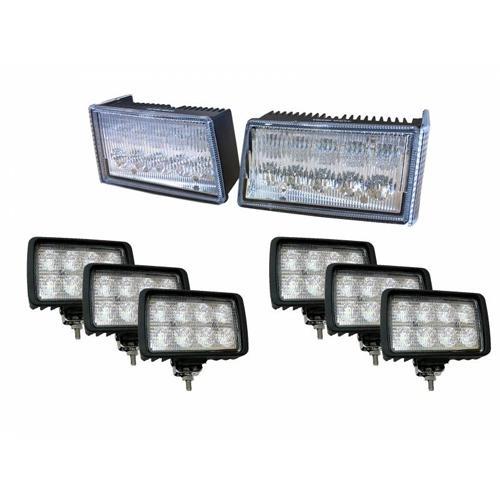 Tractor Light Kit for Maxxum