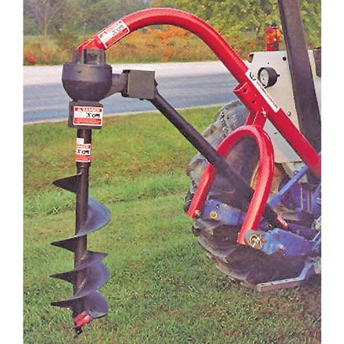 Heavy Duty POST HOLE DIGGER LESS AUGER