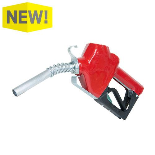 Automatic Shut-off Nozzle with Red Boot, 3/4