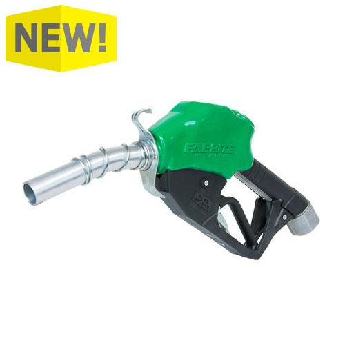 Automatic Shut-Off Nozzle with Green Boot, 1
