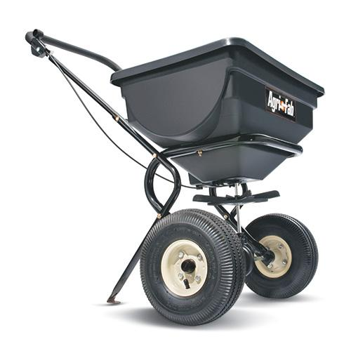 85 lb. Push Spreader