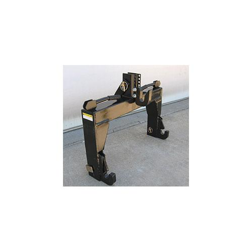 CAT 1 QUICK HITCH with adapter (up to 50HP) 862840