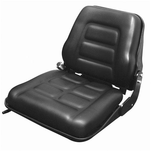 Back-Suspension Seat