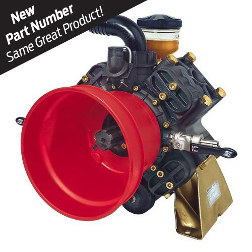 HYPRO HIGH PRESSURE DIAPHRAGM PUMP (SEE NOTES FOR SPECS)