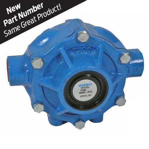 7700C Pentair Hypro Roller Pump